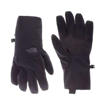 The North Face Mens Apex+ Etip Insulated Glove Black L