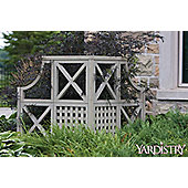 Yardistry Corner Garden Screen