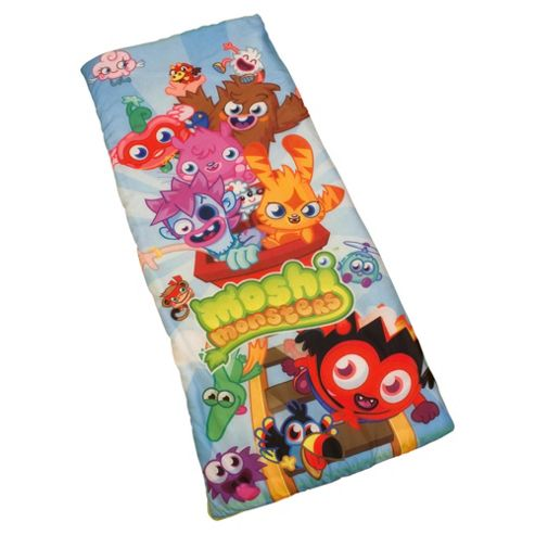 Moshi Monsters Kids' Sleeping Bag