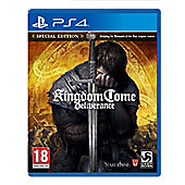 Kingdom Come Deliverance: Special Edition PS4