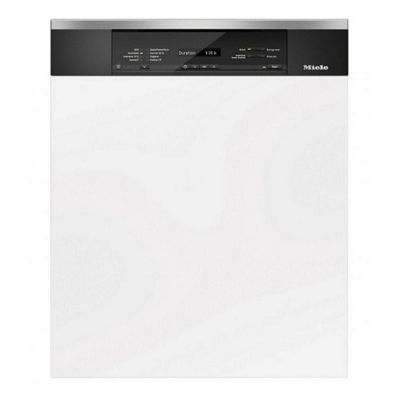 G 6825 SCI XXL CLST Full Size Semi Integrated Dishwasher with 14 Place Settings