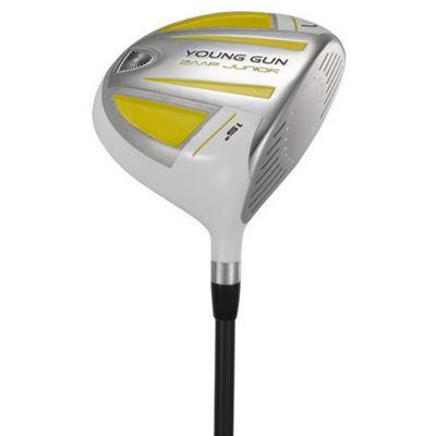 Young Gun Zaap Junior Kids Right Hand Golf Driver / 1 Wood Age: 3-5 Yellow