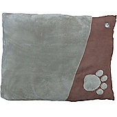 Extra-Large Microfibre Pet Bed