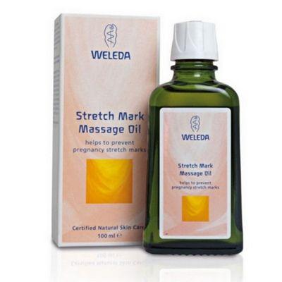 Stretch Mark Massage Oil (100ml Oil)