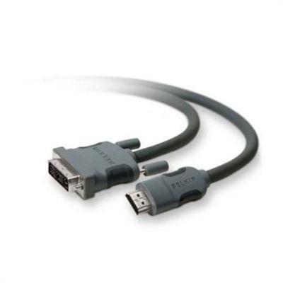 Belkin F2E8242B06 1.829m HDMI DVI-D Black video cable adapter