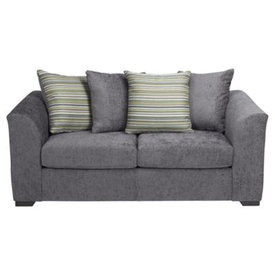 Toronto Fabric Sofabed Charcoal