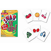 Learning Resources Snap it Up! Match Three Card Game