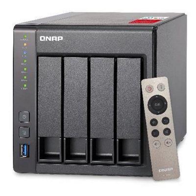 QNAP TS-451+-8G 4-bay High-performance Intel quad-core NAS