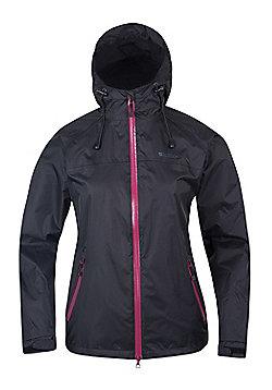 Hail Womens Waterproof Jacket - Black