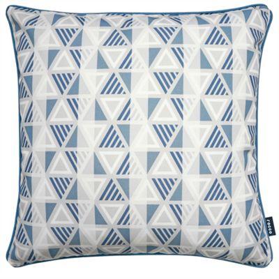 Rocco Equinox Navy Cushion Cover - 43x43cm