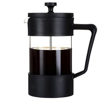 Cafe Ole Studio Cafetiere Coffee Maker 600ml in Black