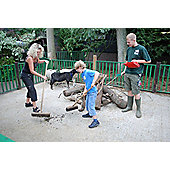 Zoo Keeper for a Day Choice Voucher