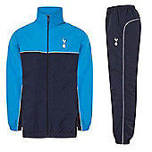 Tottenham Hotspur FC Boys Tracksuit - Blue & Navy