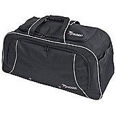 Precision Training Team Kit Bag - Navy/Silver