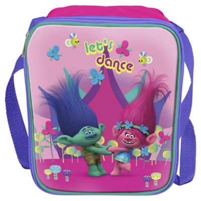 Trolls Let's Dance Lenticular Lunch Bag