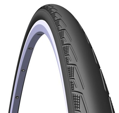 Mitas Syrinx Road Elite Level Tyre, 700 x 25C (25-622), black