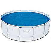Solar Pool Cover For 14ft Round Metal Frame Pools