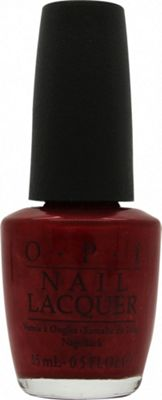 OPI 1999 Collection Nail Polish 15ml I'm Not Really A Waitress