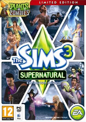 The Sims 3 Supernatural - Limited Edition