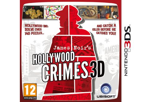 James Noir Hollywood Crimes 3D