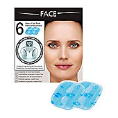 Slendertone Face Replacement Pads (M/F) (6 Pack)