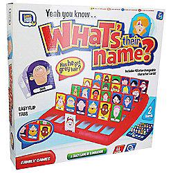 Grafix What's Their Name Game
