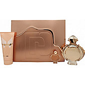 Paco Rabanne Olympea Gift Set 80ml EDP + 100ml Body Lotion + 6ml EDP For Women