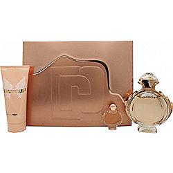 Paco Rabanne Olympea Gift Set 80ml EDP + 100ml Body Lotion + 6ml EDP For Women