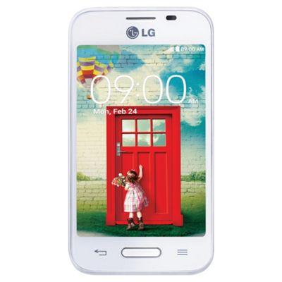 Tesco Mobile LG L40 White