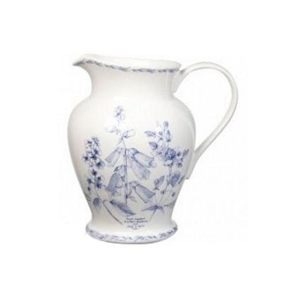 Churchill Queens RHS The Garden 0.5 Pint Gift Boxed Jug, Fine China