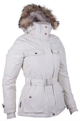 Mountain Warehouse Olga Womens Long Waterproof Jacket ( Size: 12 )