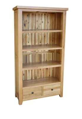 Thorndon Taunton Bookcase in Rustic