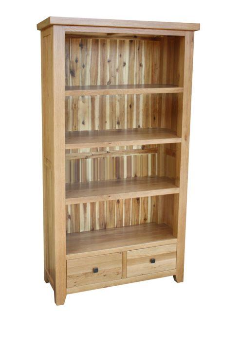 Thorndon Taunton Bookcase in Rustic