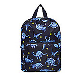 F&F Dinosaur Print Mini Backpack