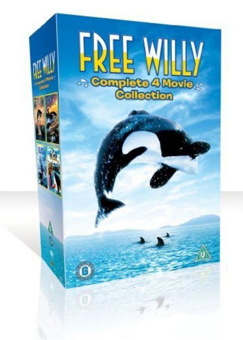 Free Willy 1-4 Collection