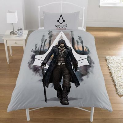 Assassins Creed 'Syndicate' Single Panel Duvet Cover
