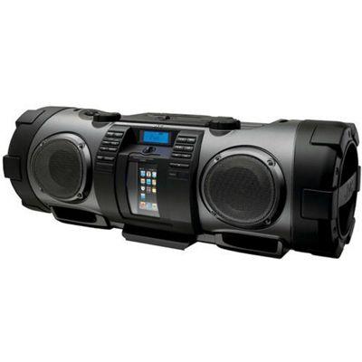 JVC RV-BN70 Powered Woofer CD System- Black