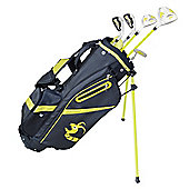 Woodworm Zoom V2 Junior Golf Clubs & Bag Package Right Hand Sets - Age 9-11