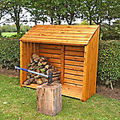 Log Store by Finewood