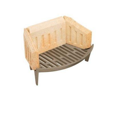 Universal Fireplace Side Bricks (SET OF 2)