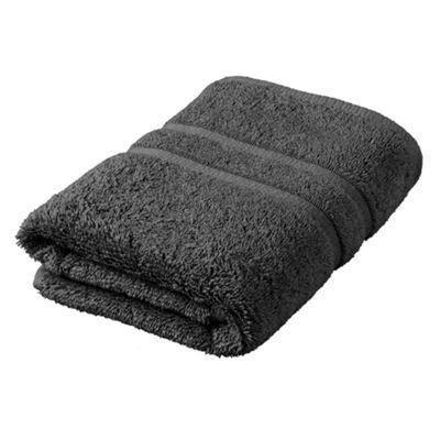 Tesco Face Cloth Black