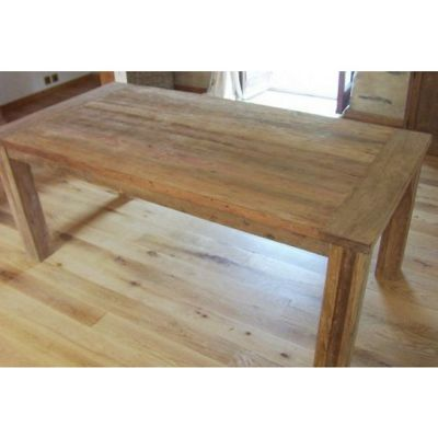 Reclaimed Teak Taplock 2m Dining Table