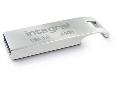 Integral 64GB Metal ARC USB 3.0 Flash Drive