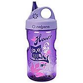 Nalgene Grip n Gulp Kids Bottle Purple