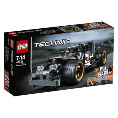 LEGO Technic Getaway Racer 42046 Car Toy
