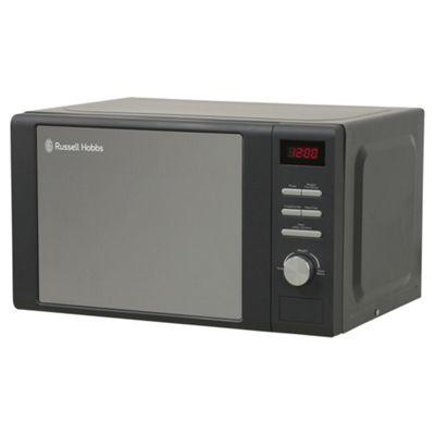 Russell Hobbs RHM2064G, 20 Litre Digital Microwave, Grey