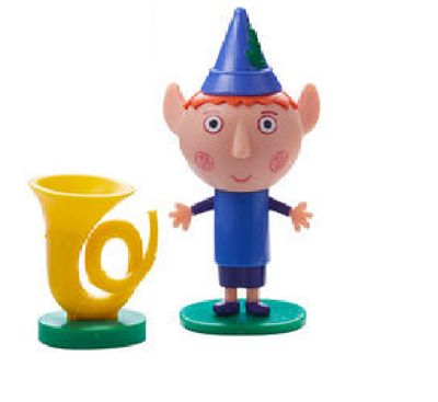 Ben & Holly's Little Kingdom Figure & Accessory Ben With Horn