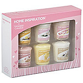 Yankee 6 Votive Set With Love