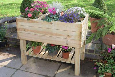Raised Urban Planter