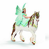 Schleich Eyela On Horseback